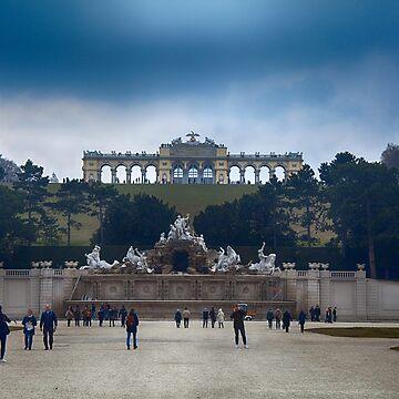 Schonbrunner Gardens by sbosic