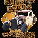 Rusted Balls Garage by Keith Hawley