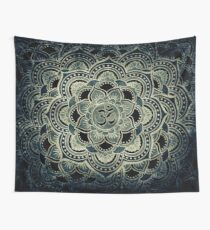Sacred Geometry for your daily Life- GALACTIC OHM Wall Tapestry