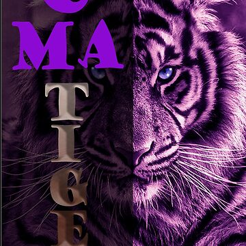 u ma tiger by ALatorreArt