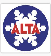 Alta Ski Resort Sticker