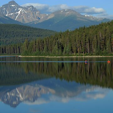 One Calm Morning - Patricia Lake by buzzword