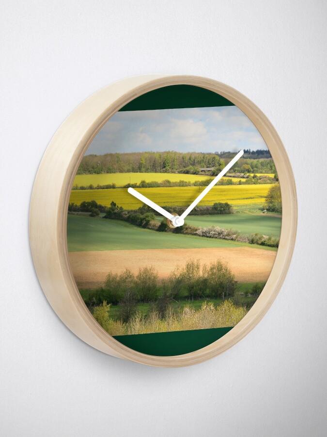 Alternate view of Fields  Clock