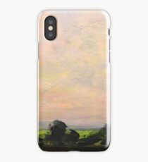 Skyline and Landscape iPhone Case