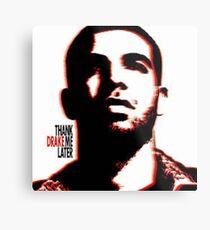 Drake Metal Print