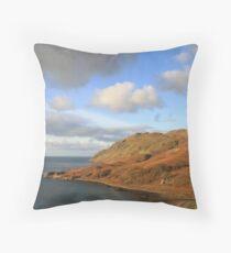 Loch Sunart Throw Pillow