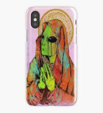 Alien Saint - Phone Case iPhone Case