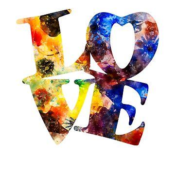 LOVE by MrColgate