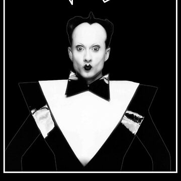 klaus nomi black by myacideyes