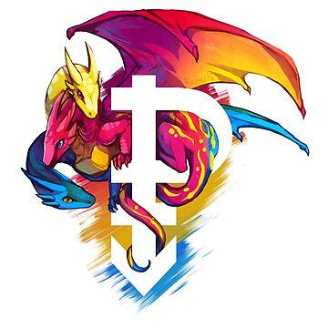 Pan Pride Dragon de kaenith