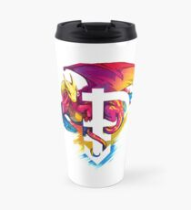 Pan Pride Dragon Travel Mug