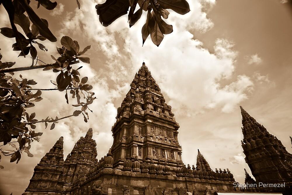 Prambanan temple yogyakarta indonesia by stephen for Home decor yogyakarta
