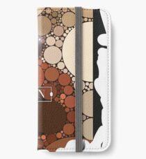 Man iPhone Wallet/Case/Skin