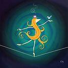 Planet Phoebe - 'Balance' by Kaz Sagovac