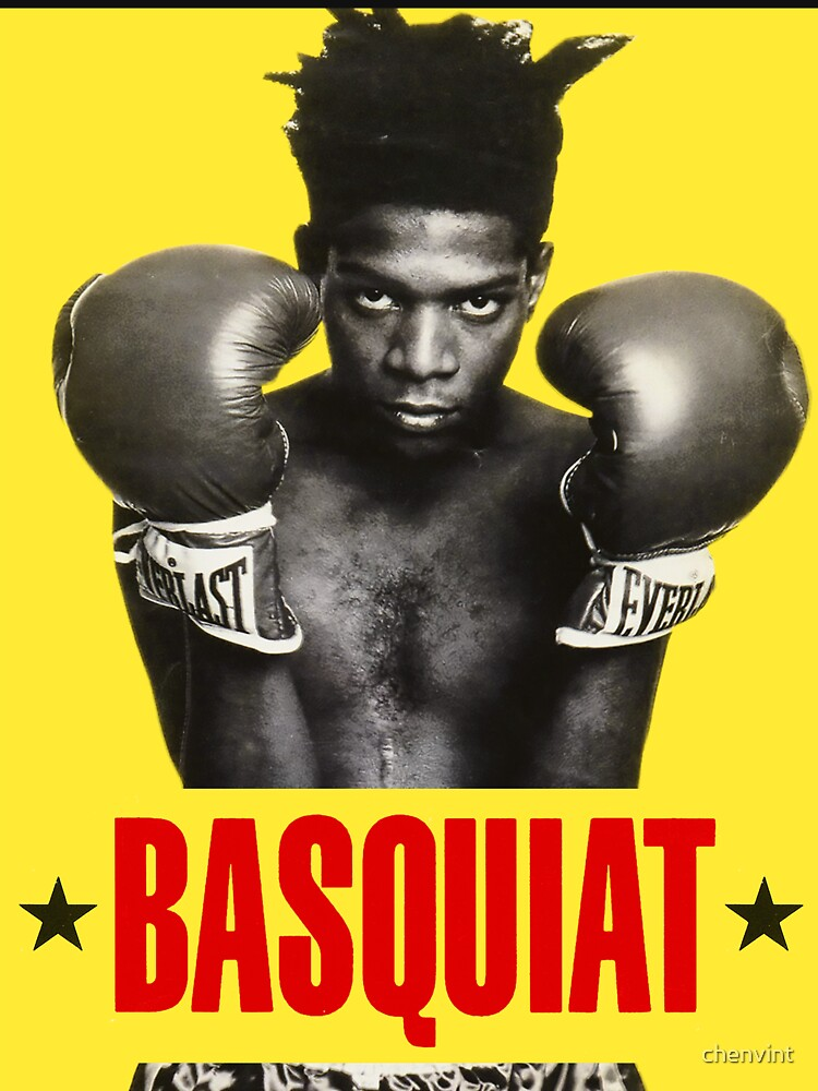 Basquiat T-shirt by chenvint