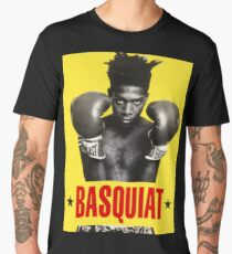 Basquiat T-shirt Men's Premium T-Shirt