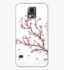 Blooming Sakura Branch 4 Case/Skin for Samsung Galaxy