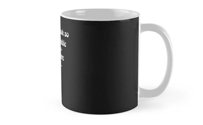 You Look So Unapproachable Mug