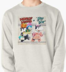 "Horus Hippo in ""Shop 'Till You Drop"" Pullover Sweatshirt"