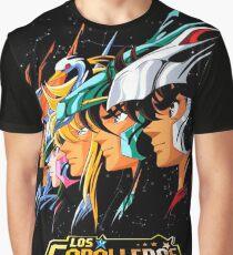LOS CABALLEROS DEL ZODIACO  Graphic T-Shirt