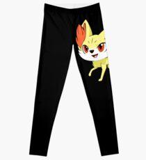 Pokemon Fennekin Leggings