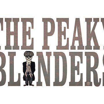 Peaky Blinders - Dapper mk1 by eyevoodoo