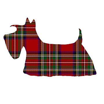 Tartan Scottie Dog by archyscottie