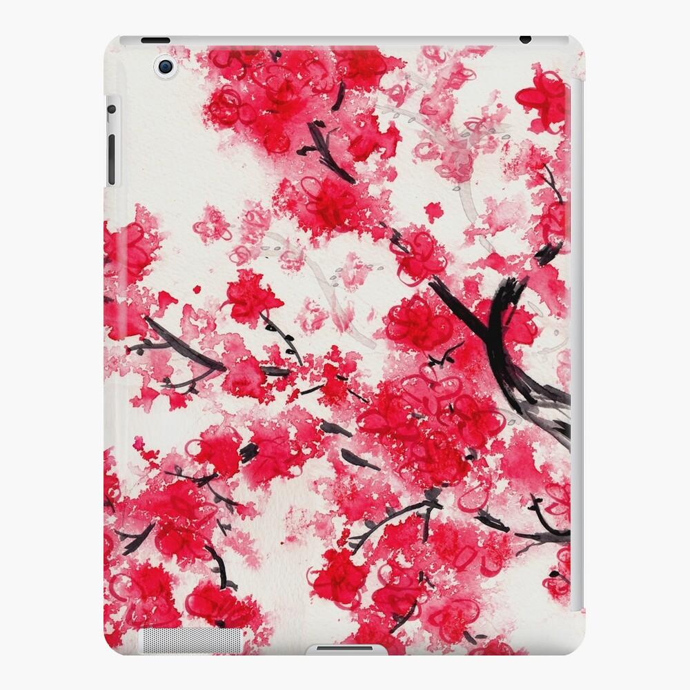 Flores de cerezo Funda y vinilo para iPad