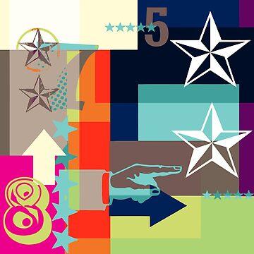 My lucky star  by Carolynne