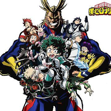 My Hero Academia by Lilzer99