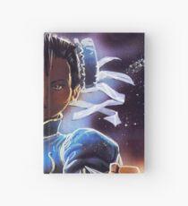 Chun-Li Street Fighter 2 Fan print Hardcover Journal