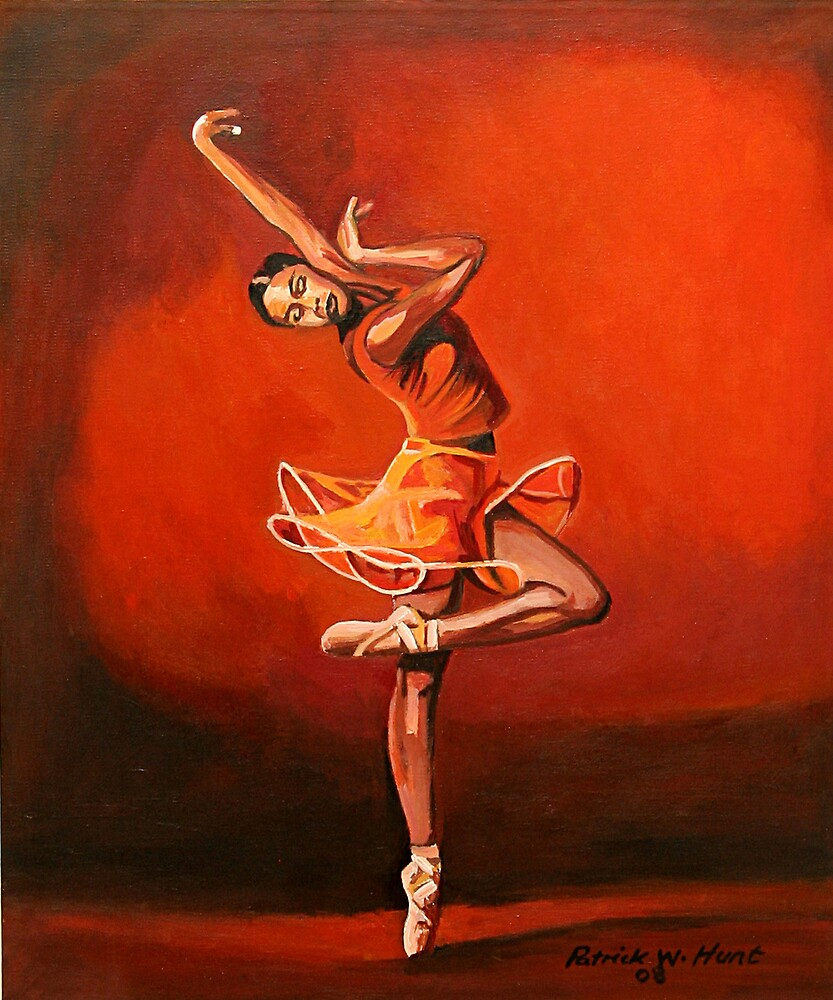 Ballet Lady by patrickhunt