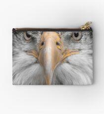 Bolso de mano águila calva