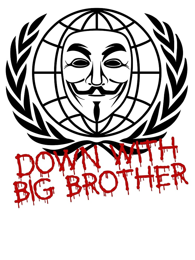 Down With Big Brother by EsotericExposal