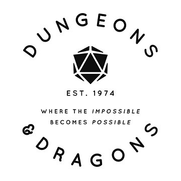 DUNGEONS & DRAGONS - WHERE THE IMPOSSIBLE BECOMES POSSIBLE by enduratrum