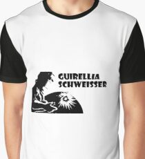 Guirellia Welder Graphic T-Shirt