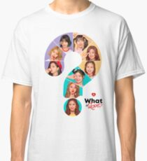 Camiseta clásica WHAT IS L TWICE