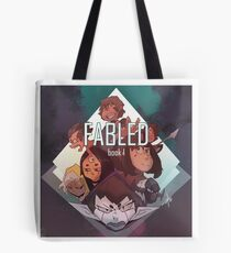 FABLED Book1 Tote Bag