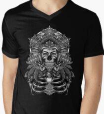Winya No.21 Men's V-Neck T-Shirt