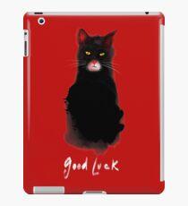 lucky cat iPad Case/Skin