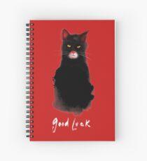 lucky cat Spiral Notebook
