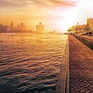 Sunrise by Barry W  King