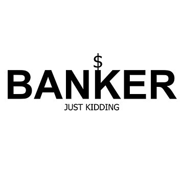 Banker black color by barminam