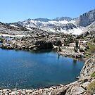 20 Lakes Basin by Rosalee Lustig