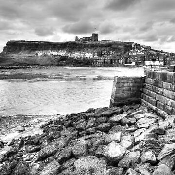 Moody Whitby, Yorkshire by tommysphotos
