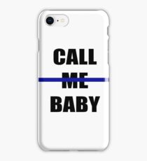 Exo Call Me Baby iPhone Case/Skin