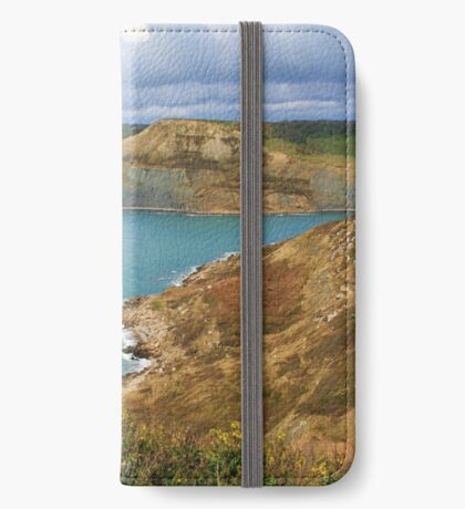 Rope Lake Head & Houns Tout Cliff iPhone Wallet