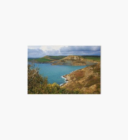 Rope Lake Head & Houns Tout Cliff Art Board