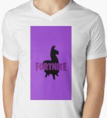 Sick Fortnite design!  Men's V-Neck T-Shirt