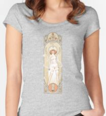Supreme Being - 5th Element Women's Fitted Scoop T-Shirt